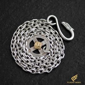 【old】47㎝ Hosokaku Chain with Wheel / Goro's 高橋吾郎