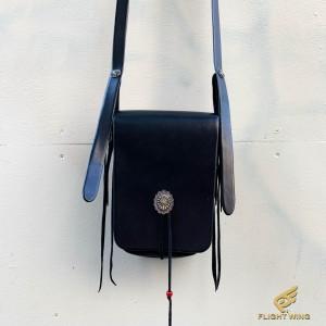 【used】Custom Medicine Bag Black / Goro's ゴローズ