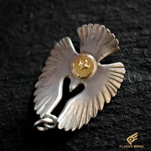 【used】Eagle Pendant with K18 Metal / Goro's 高橋吾郎