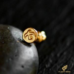 【used】K18 Eagle Pierce Small / Goro's 高橋吾郎