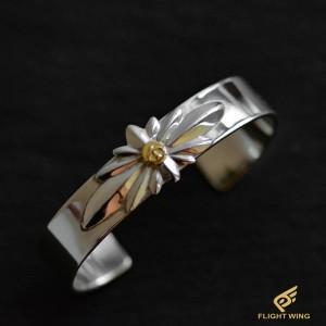 【used】GC24 Bracelet with K18 Metal (M) / Goro's 高橋吾郎