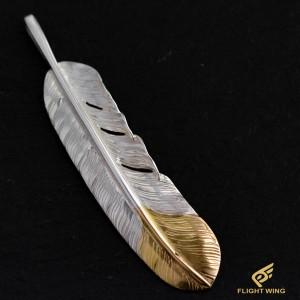 【OLD】Last Fri Oversized Feather Left / Goro's 高橋吾郎