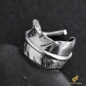 【used】SV Feather Ring (#21) / Goro's 高橋吾郎
