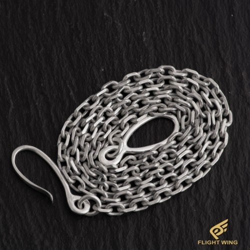 【used】Old Chain with Fish Hook / Goro's 高橋吾郎