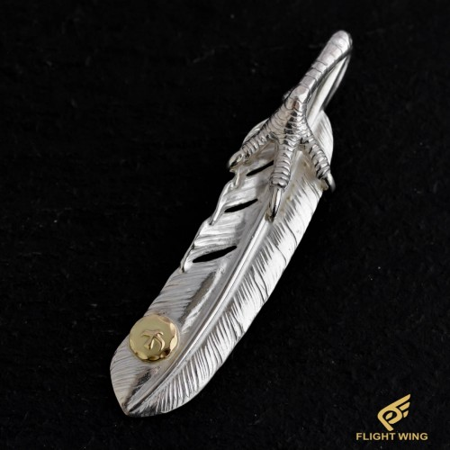 【Used】Extra Large Feather with SV Claw Right / Goro's 高橋吾郎