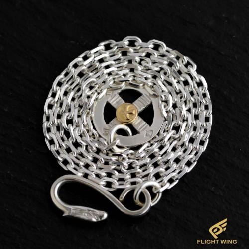 【new】47㎝ Hosokaku Chain with Wheel / Goro's 高橋吾郎