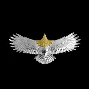 【New】LA KEY K18 head  eagle XL Size / LA KEY