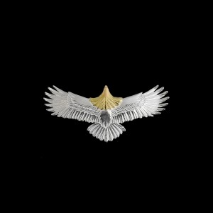 【New】LA KEY K18 head  eagle M Size / LA KEY