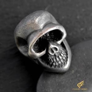 【NEW】Crazy Skull Ring (#17) / Stop Light