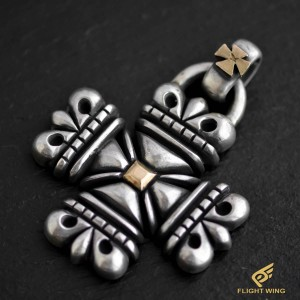 【NEW】Gothic Cross Top and K18 Metal  / Stop Light