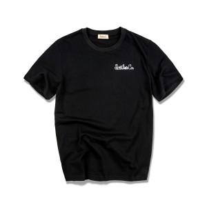 【NEW】Eagle T-shirt Black / Stop Light